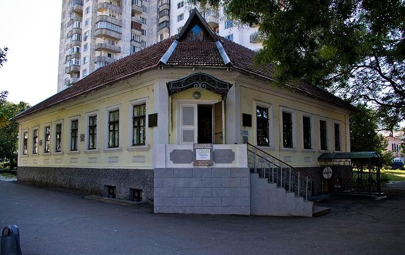 Штаб-музей Г.И. Котовского в Тирасполе