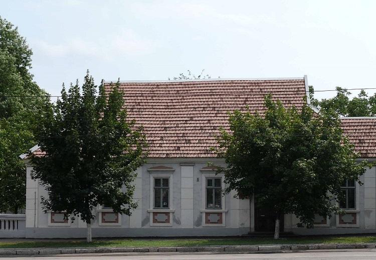 Дом-музей Н.К. Зелинского в Тирасполе