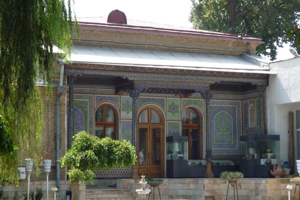 Музей прикладного искусства в Ташкенте