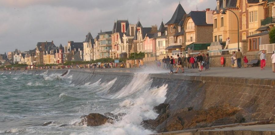 Исторические памятники Сен-Мало