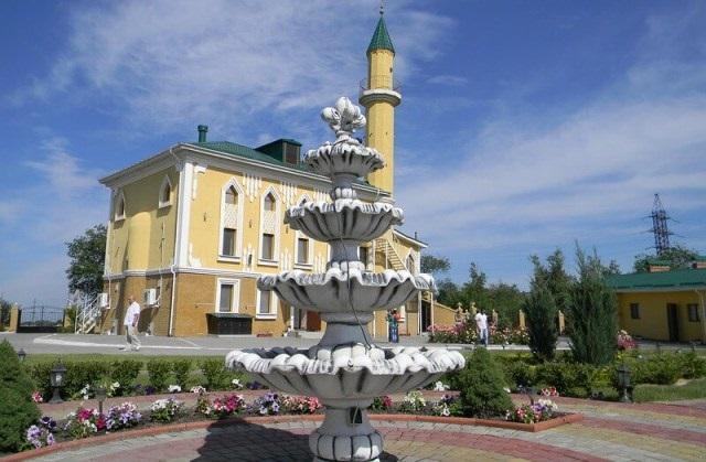 Луганская соборная мечеть