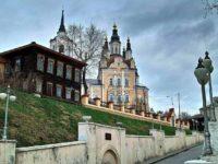 Удивительный сибирский Томск, сочетающий старину и современность