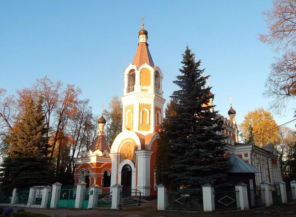 Никольская церковь Солнечногорска