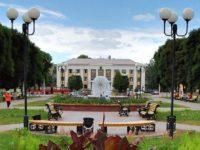 Гомель – белорусский город, утопающий в цветах и поражающий чистотой