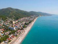 Лазаревское – дивное лазурное побережье Черного моря