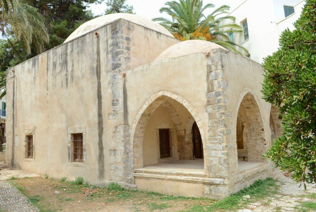 Мечеть Кара Мурза Паша в Ретимно