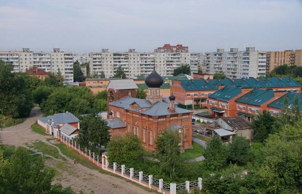 Увлекательный городок Орехово-Зуево