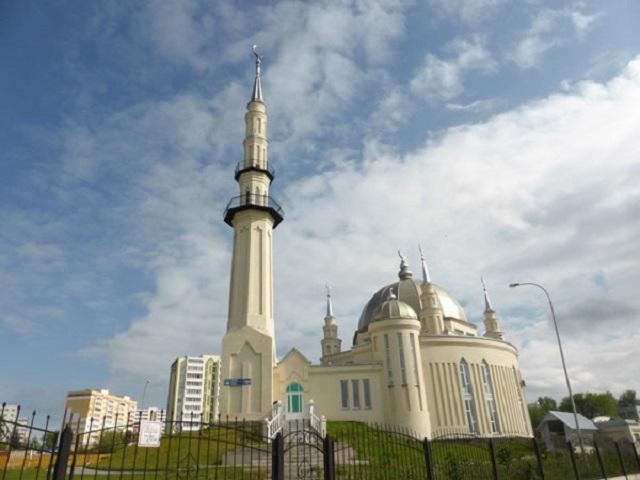 Мечеть Нур-Ихлас в Набережных Челнах