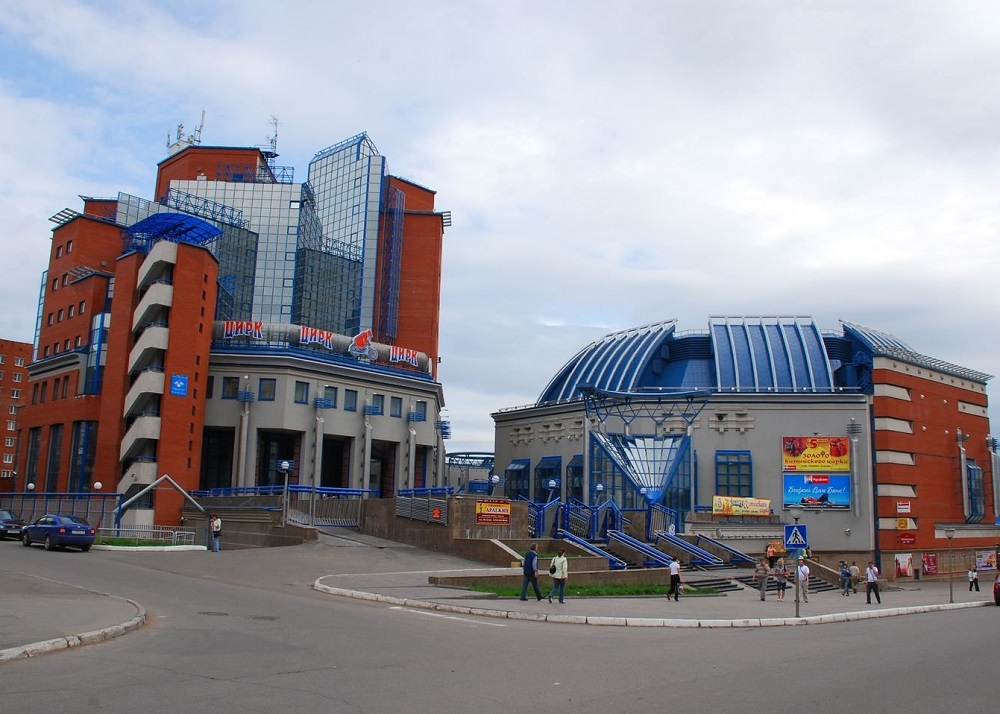 Цирк Ижевска