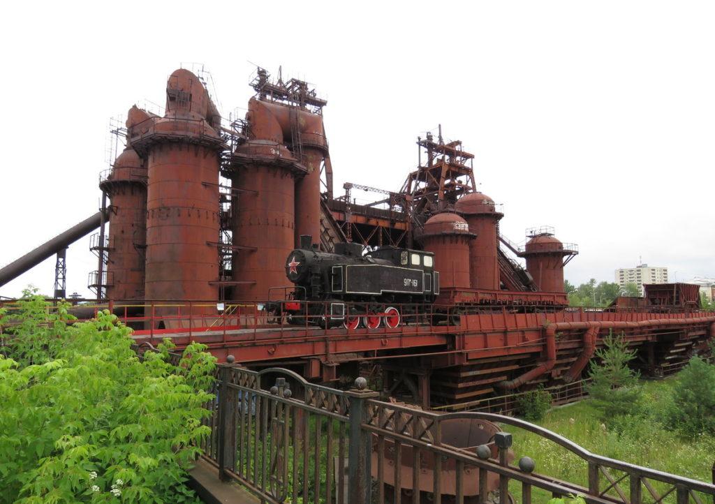 Музей-завод Нижнего Тагила