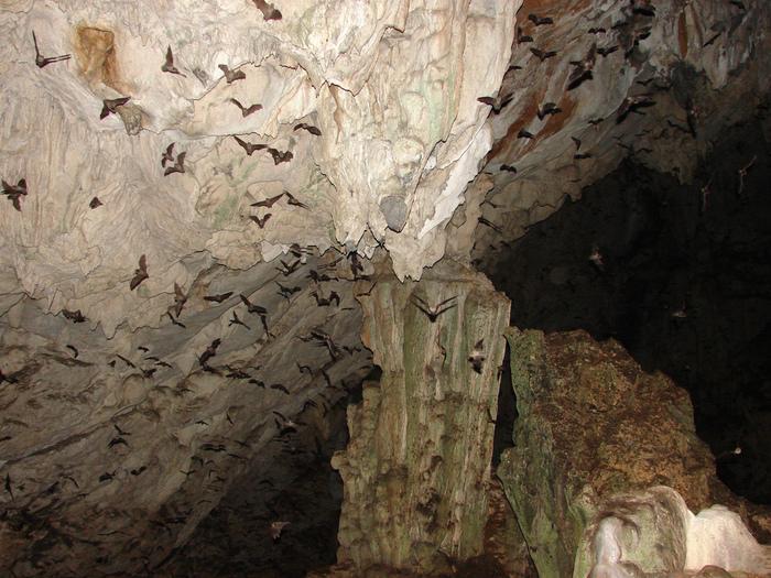Пещеры Ланкин в Гватемале