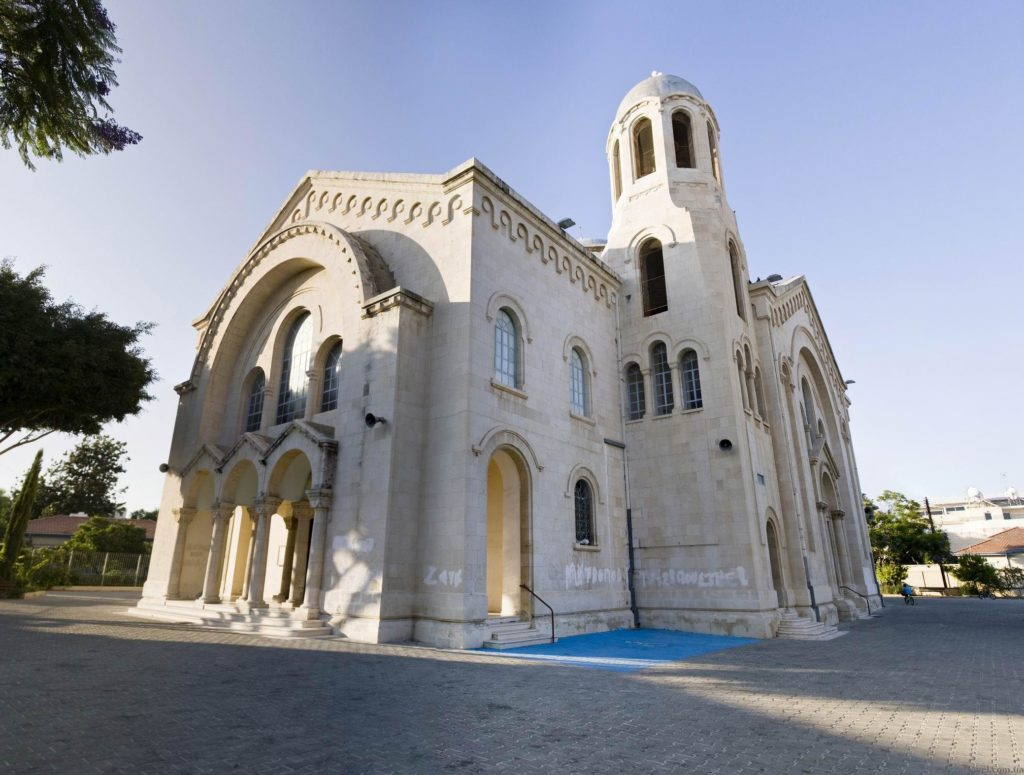 Церковь Святой Троицы в Лимасоле