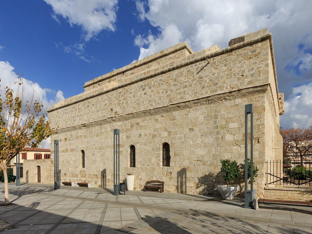Лимасольский замок, Кипр