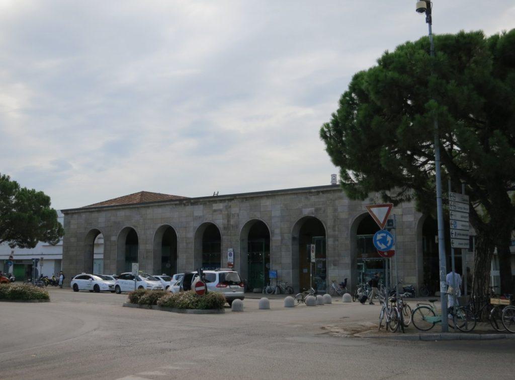 Железнодорожный вокзал в Виченце