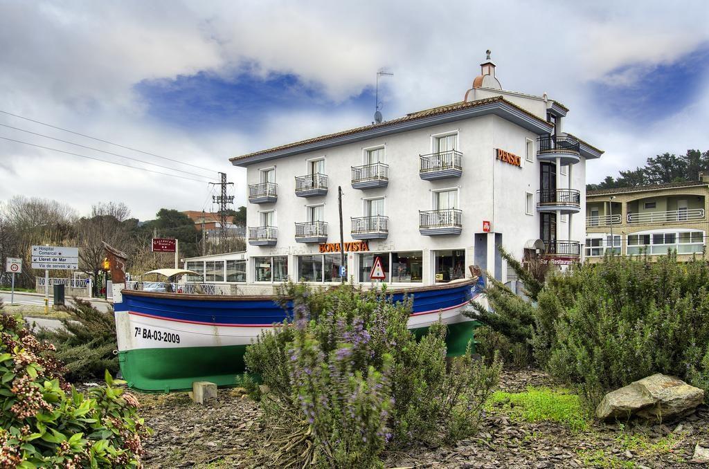 Hostal Bonavista в Бланесе, Испания