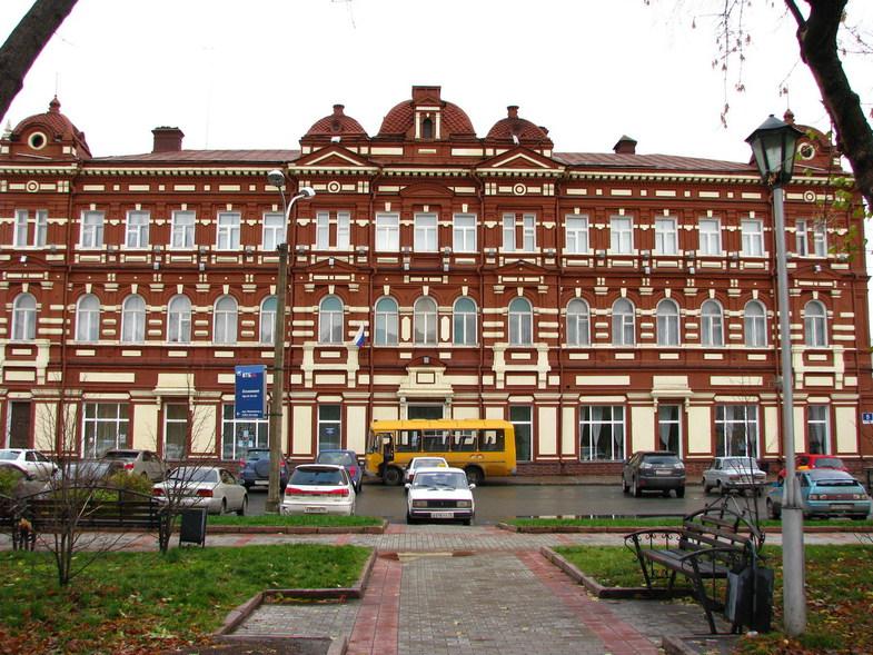 Томский областной художественный музей