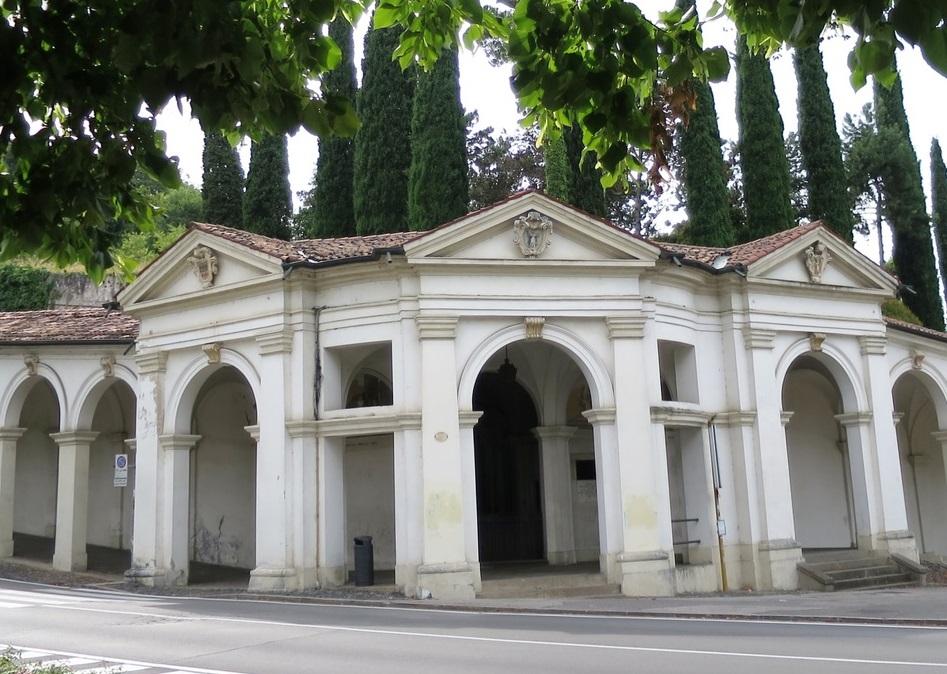 Церковь Санта Мария ди Монте Берико в Виценце