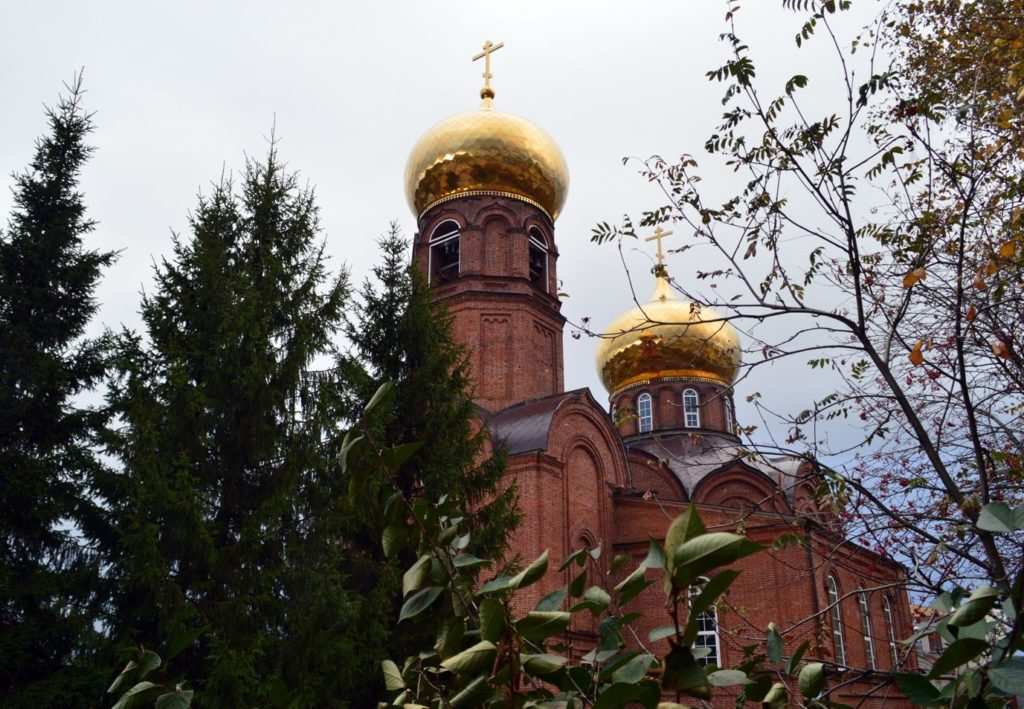 Свято-Вознесенский кафедральный собор Набережных Челнов