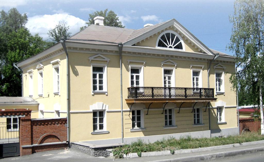 Музей истории техники в Нижнем Тагиле