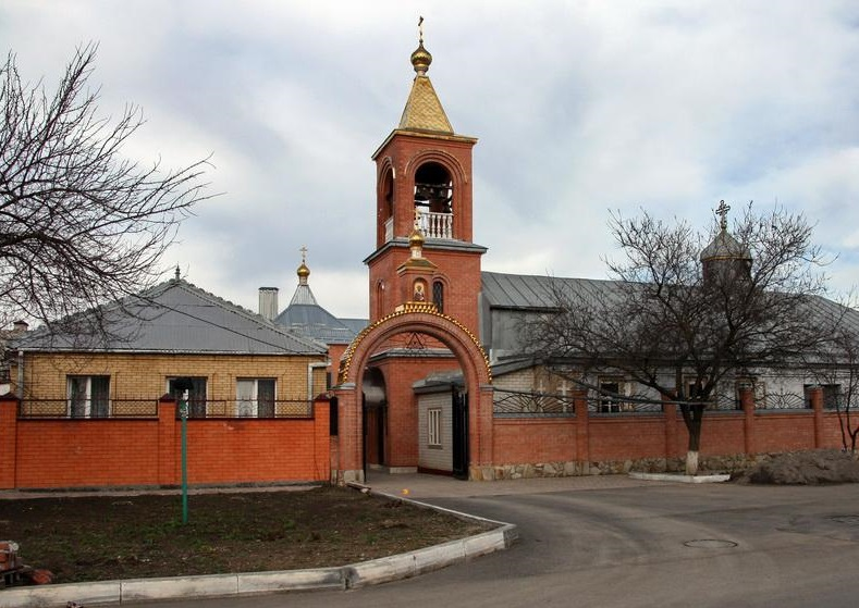 Свято-Никольская церковь в Минеральных Водах