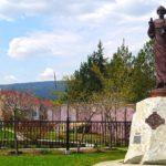 Город Златоуст в Челябинской области