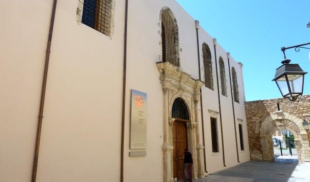 Церковь Святого Франциска в Ретимно