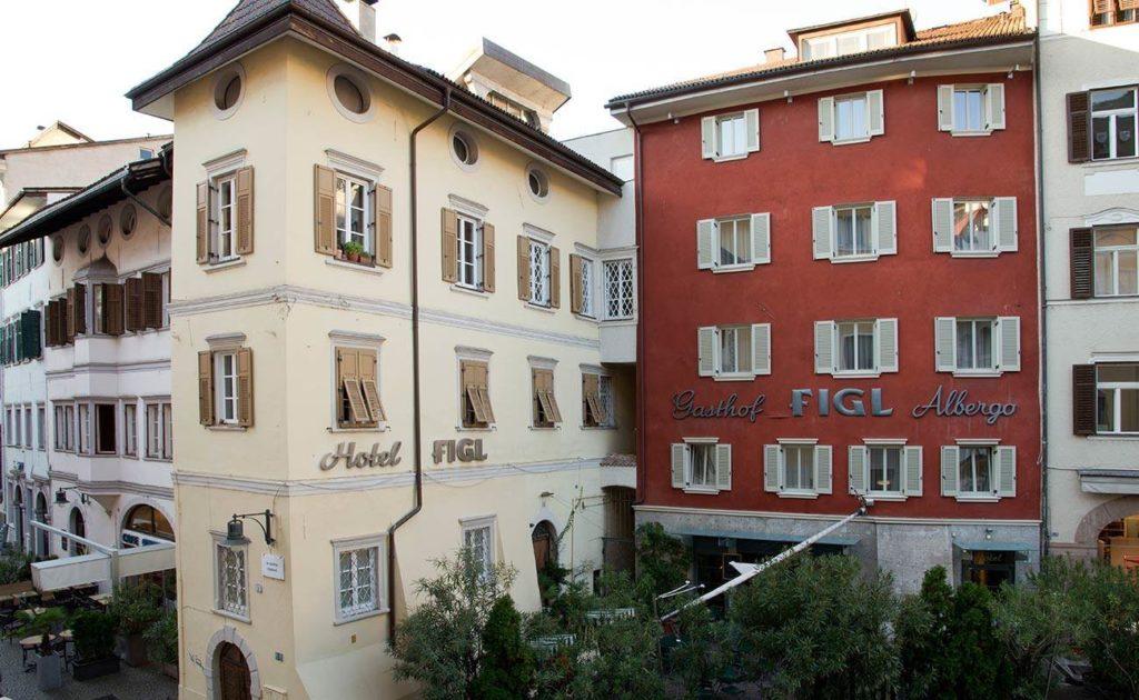 """3*отель""""Hotel Figl"""" в Больцано"""