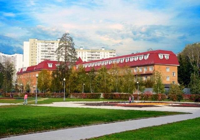 """Отель """"Рекорд"""" в Зеленограде"""