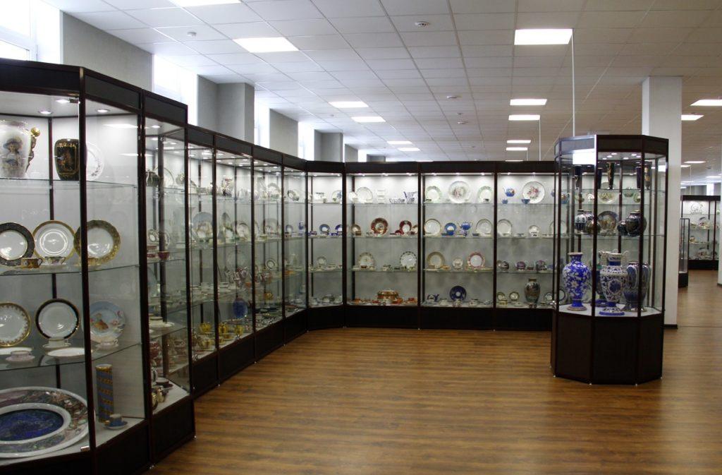 Дулевский музей фарфора близ Орехово-Зуево