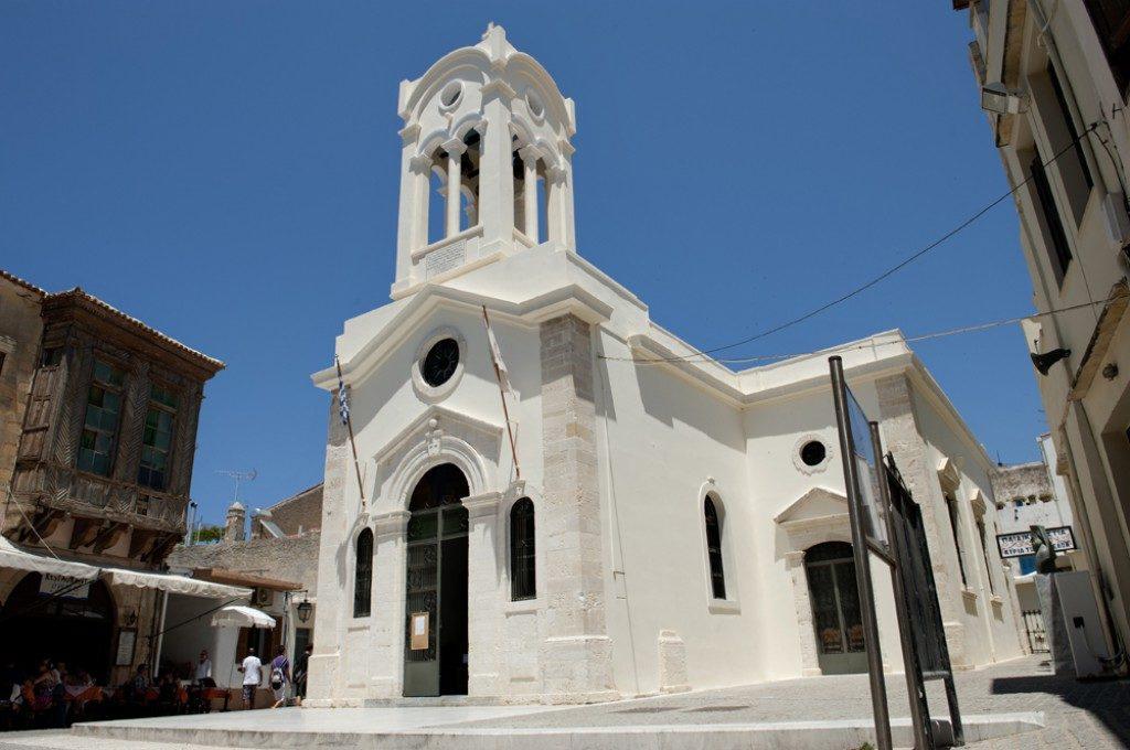Церковь Богоматери Ангелов в Ретимно