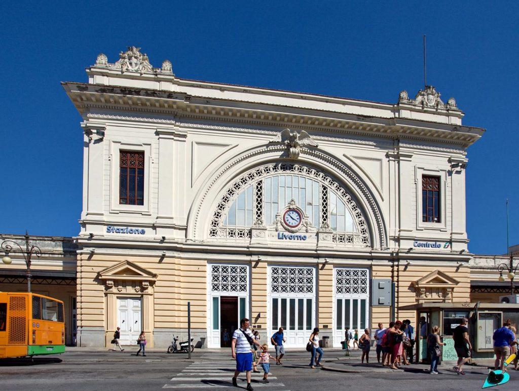 Железнодорожная станция Ливорно