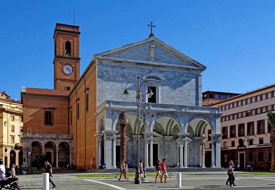 Кафедральный собор Дуомо в Ливорно