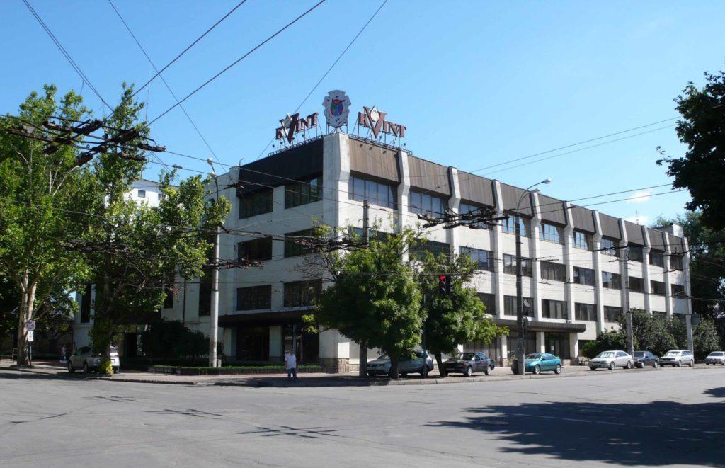 """Тираспольский винно-коньячный завод """"KVINT"""""""