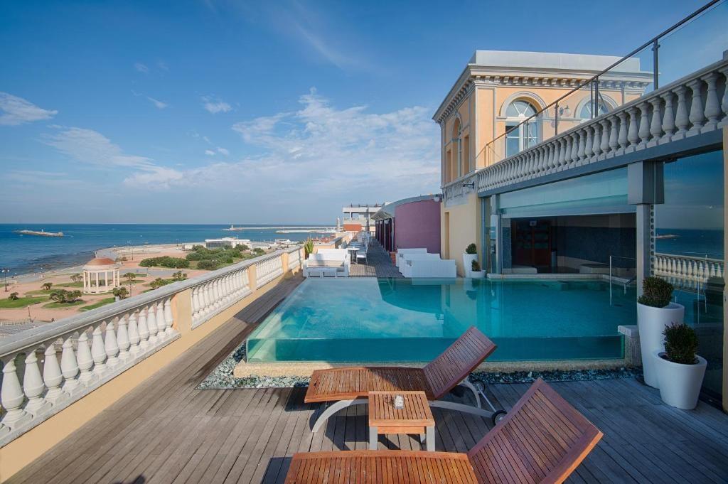 "Отель ""Grand Hotel Palazzo Livorno-MGallery by Sofitel"" в Ливорно, Италия"