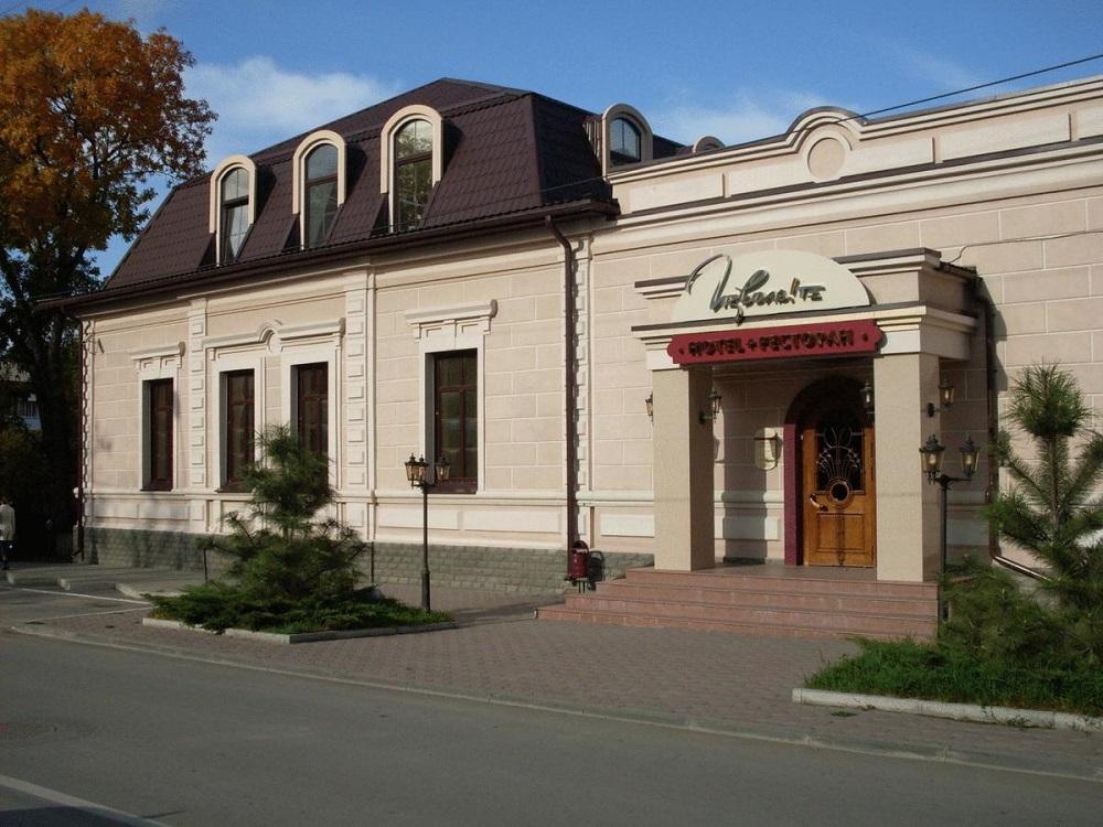 """Гостиница """"Извольте"""" в Таганроге"""