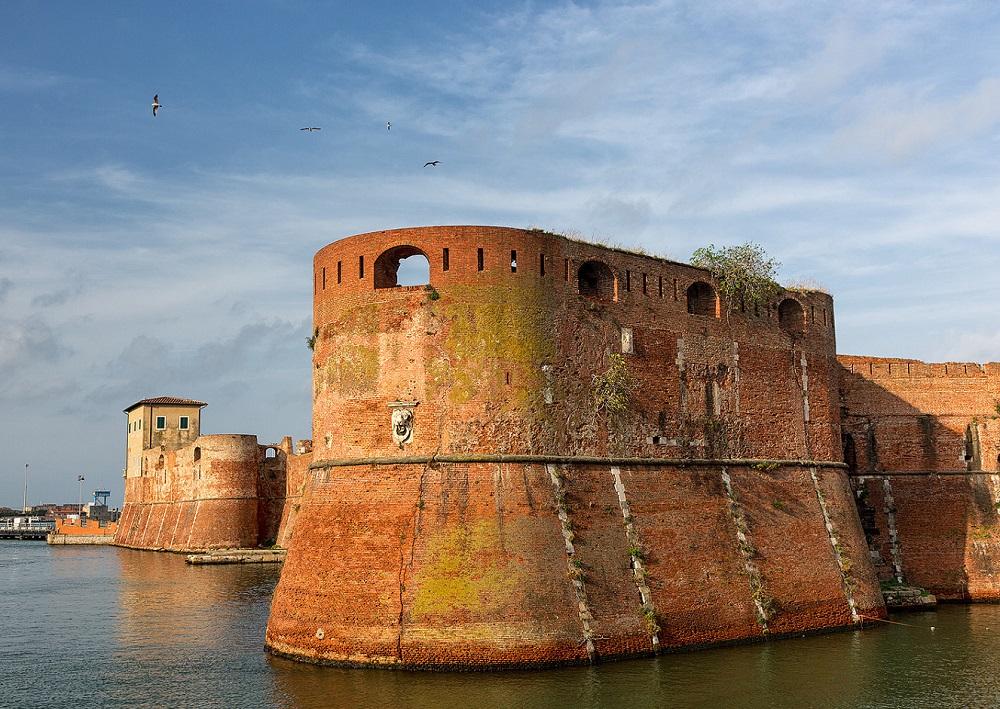 Старая крепость Ливорно