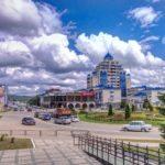 Город Горячий Ключ в Краснодарском крае
