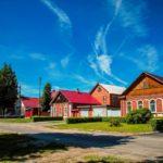 Город Гусь-Хрустальный во Владимирской области