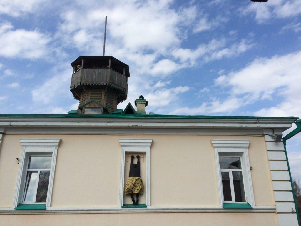 Памятник любовнику в Томске