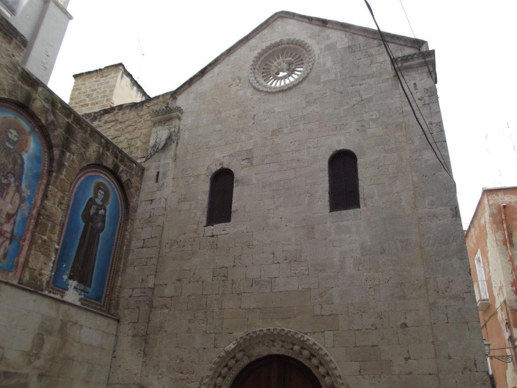 Церковь Сан Марко в Бари