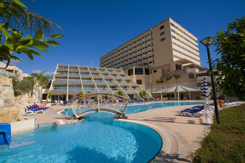 Отель «Святой Рафаэль» в Лимасоле