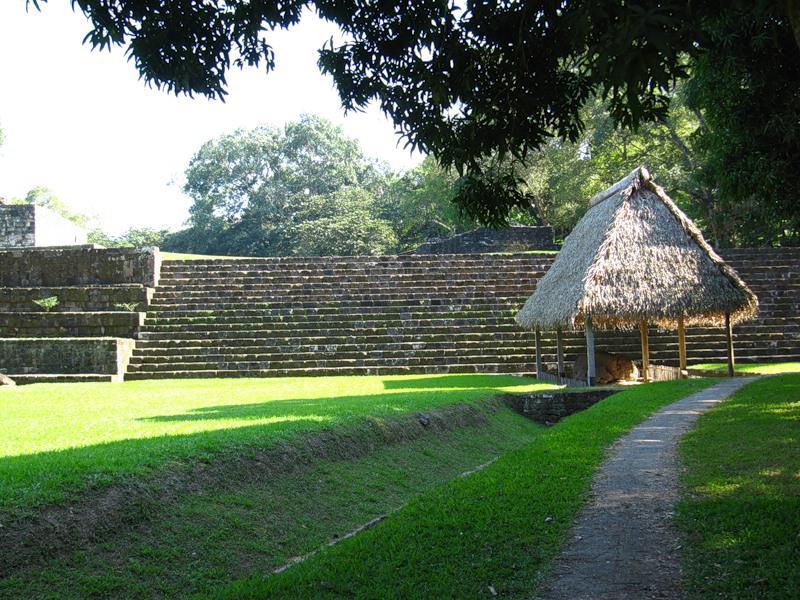 Археологический комплекс Киригуа в Гватемале