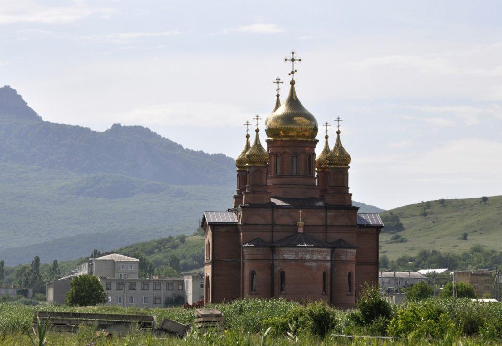 Церковь Иверской иконы Божьей Матери близ Минеральных Вод