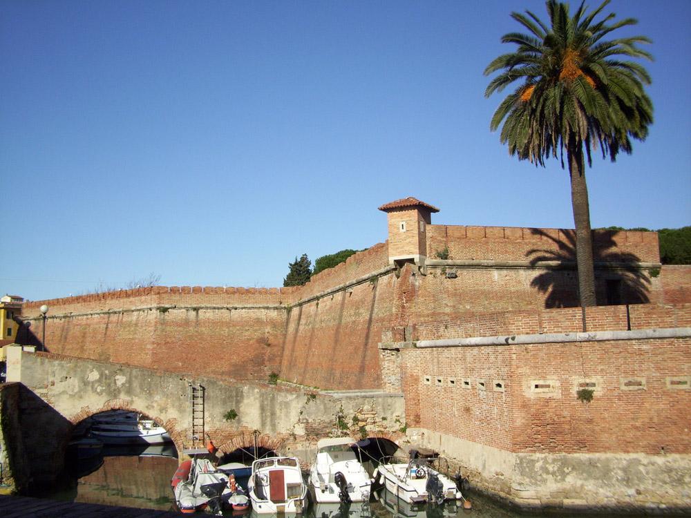 Новая крепость Ливорно