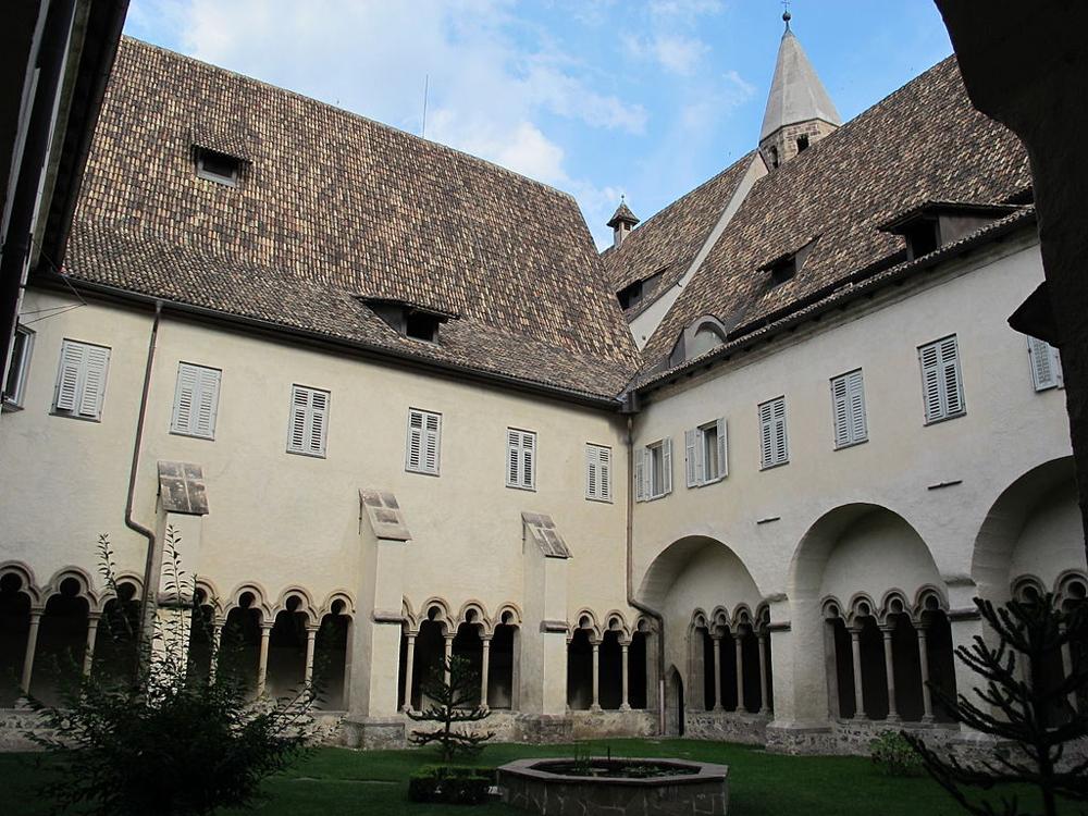 Монастырь францисканцев в Больцано
