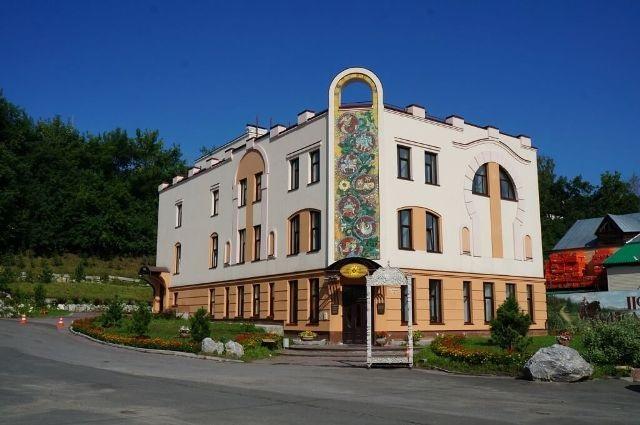 Музей славянской мифологии в Томске