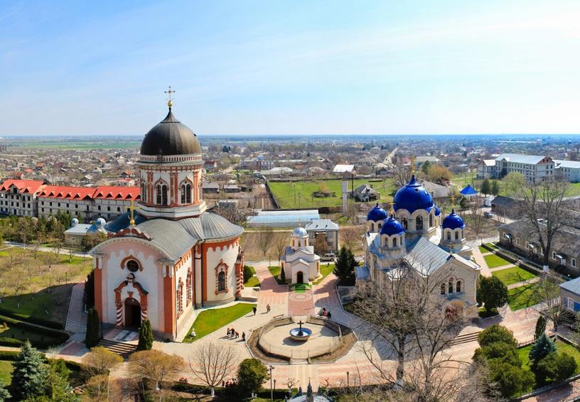 Кицканский монастырь близ Тирасполя