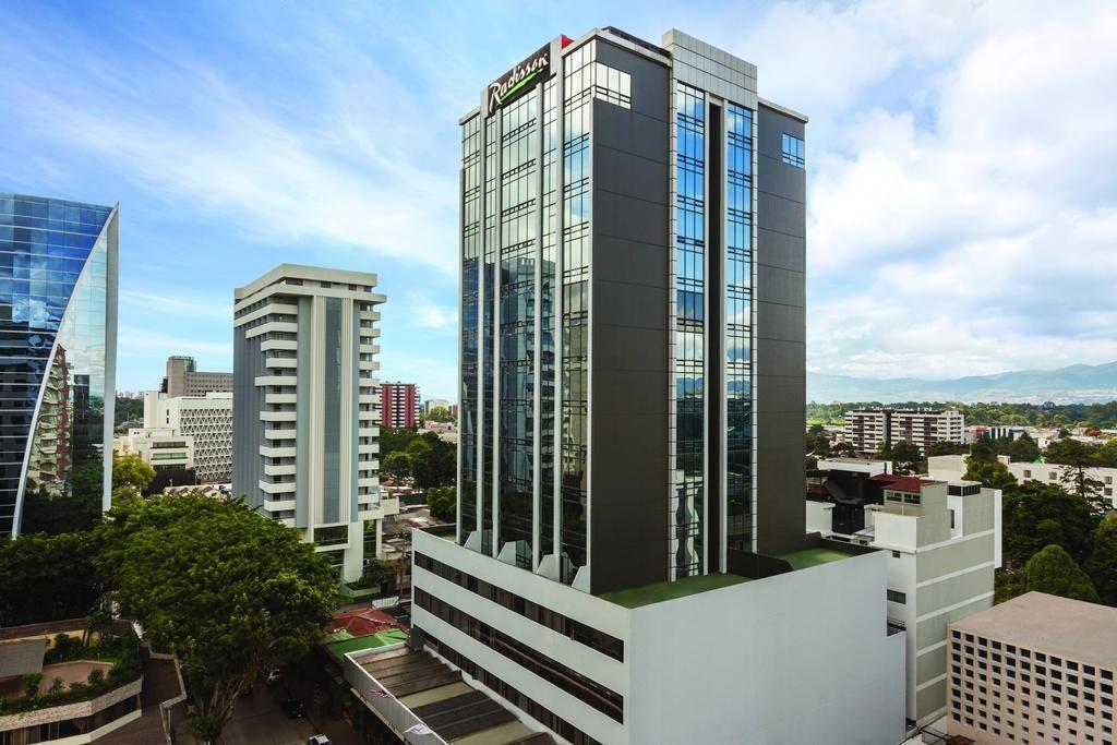 """Отель """"Radisson Hotel & Suites Guatemala City"""" в Гватемале"""