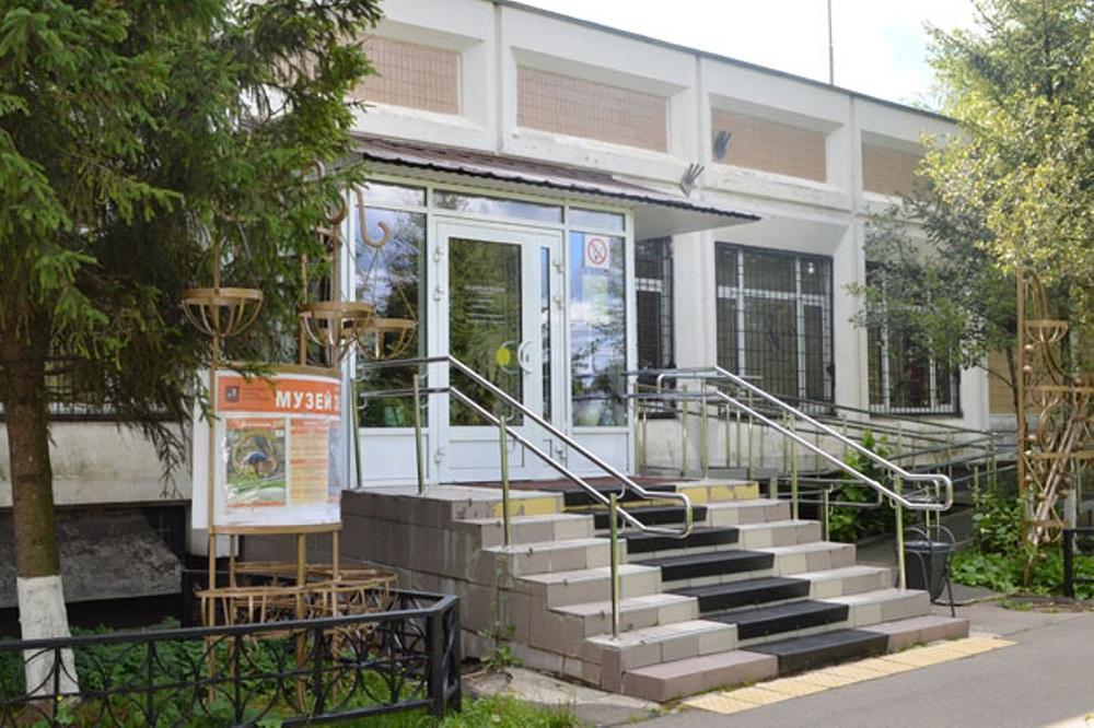 Выставочный зал Зеленограда