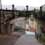 Город Перуджа в Италии